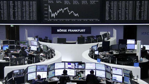 Avrupa hisseleri ikinci günde de düşüşünü sürdürdü