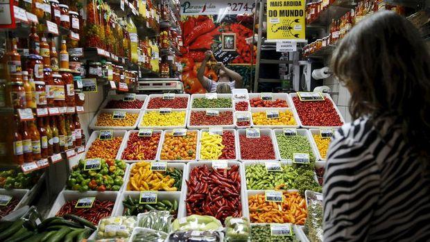 Brezilya'da enflasyon Şubat'ta beklentiden az yavaşladı