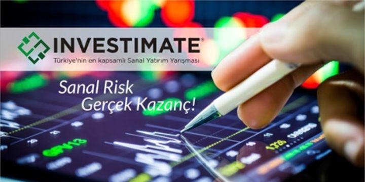 Sanal Yatırım Yarışması Investimate Başladı