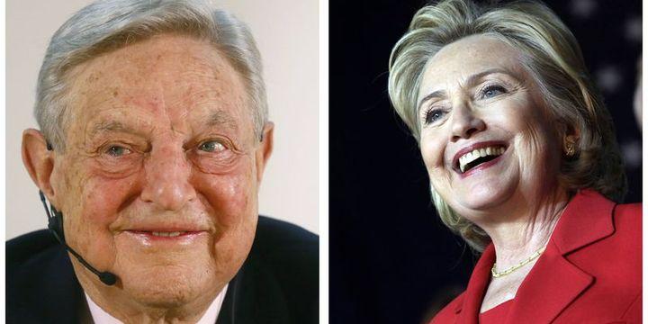 Trump karşıtı yatırımcı Soros, seçim yarışına para yağdırdı