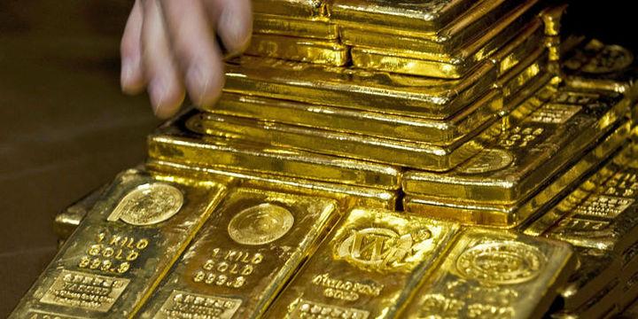 Altının gramı 1 ayın en düşüğüne geriledi