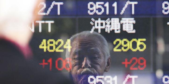 """Asya hisseleri """"Fed"""" kararı yaklaşırken düştü"""