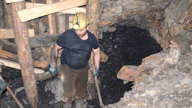 TTK'nın kömür üretimi 156 bin ton oldu