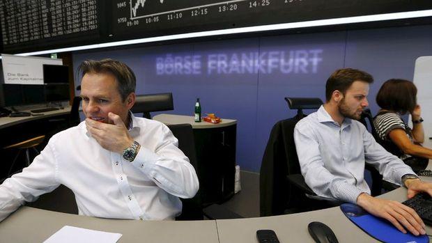 Avrupa borsaları 2 günlük düşüşü tersine çevirdi