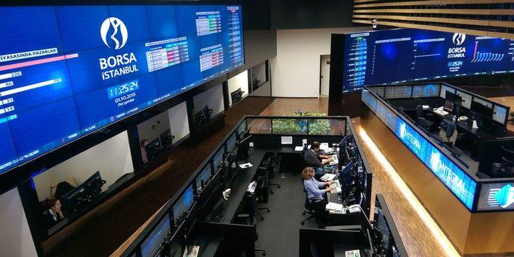 Borsa günü yüzde 1,69 düşüşle kapattı