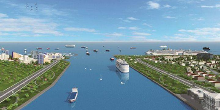 Kanal İstanbul, torba yasada tanımlandı