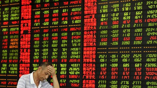 Çin hisseleri iki haftanın en sert düşüşünü gerçekleştirdi