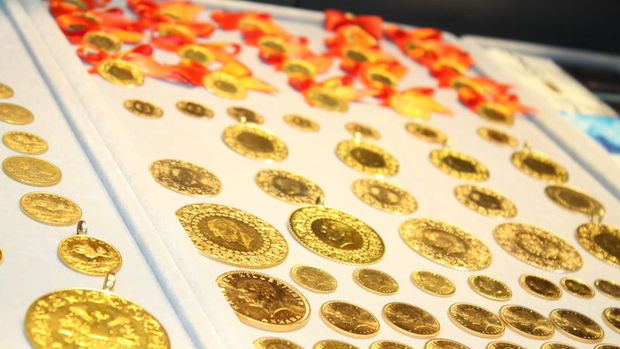 Altının gram fiyatı düşüşünü sürdürüyor