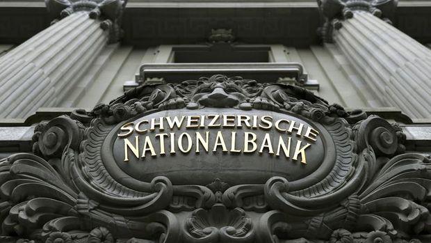 İsviçre MB 2015'te piyasa müdahalesine 88 milyar frank harcadı