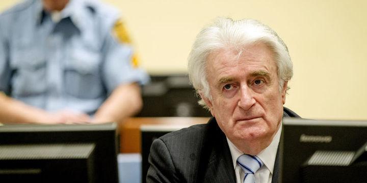 Eski Sırp lider Karadziç 40 yıl hapse mahkum edildi