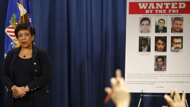 ABD 7 İran vatandaşı hacker'a dava açtı