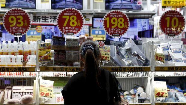 Japonya'da enflasyon BOJ'a rağmen yükselmiyor