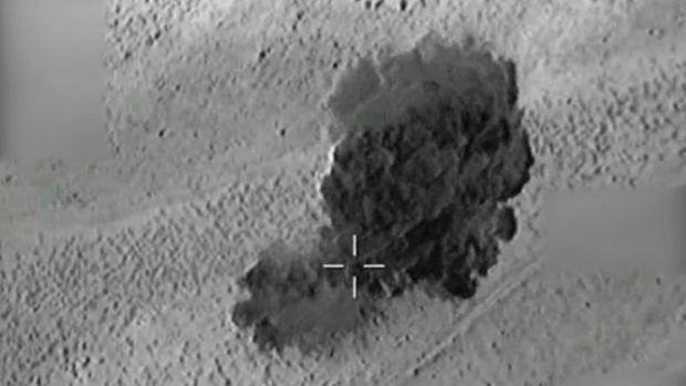 Kuzey Irak'taki PKK hedeflerine hava harekatı düzenlendi