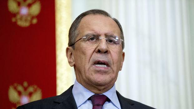 Lavrov: Rusya, Suriye nedeniyle yaptırımlara maruz kalabilir