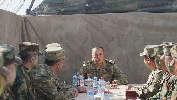 Ermenistan-Azerbaycan savaş hattında