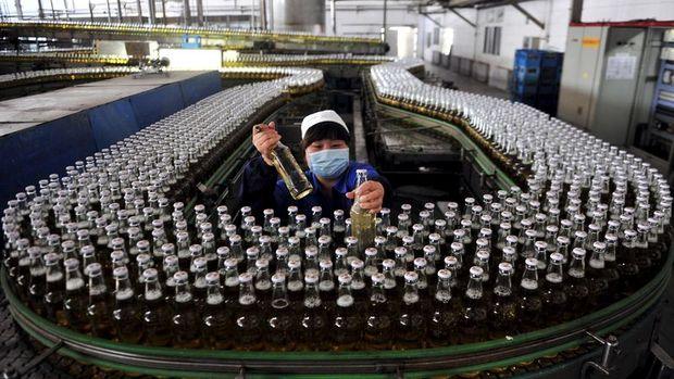 Çin'de sanayi karları 7 ay sonra ilk kez yükseldi