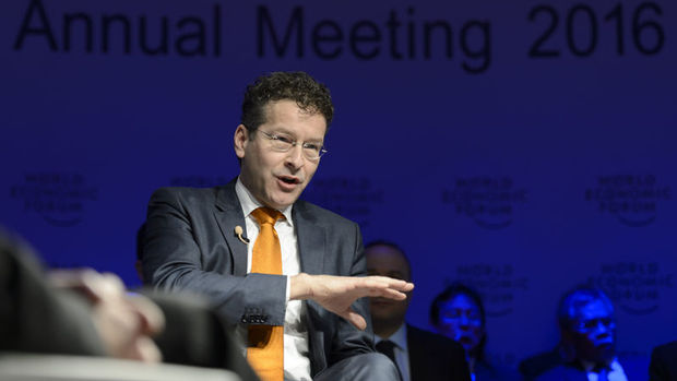 Euro Bölgesi/Dijsselbloem: AMB olağanüstü dönemde olağandışı adımlar atıyor