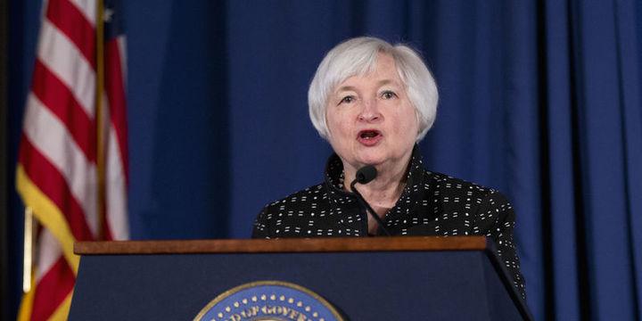 Yellen para politikasını piyasalara devretti