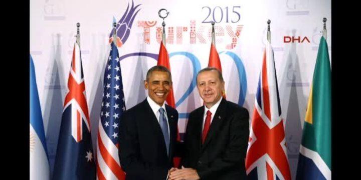 Erdoğan ve Obama görüşecek