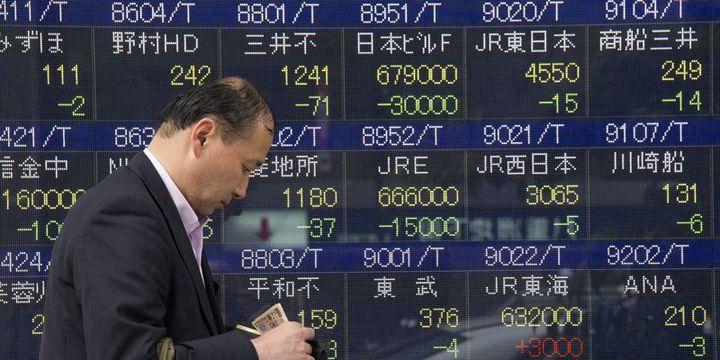Japonya hisseleri sert düştü