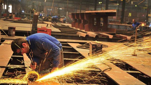 Türkiye imalat PMI Mart'ta 49.2 oldu