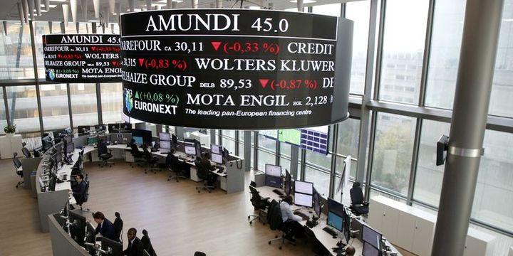 Avrupa borsaları yeni çeyreğe düşüşle başladı