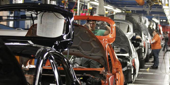 ISM imalat endeksi 7 aydır ilk kez genişledi