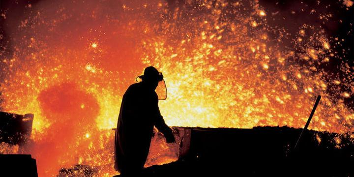Çelik sektöründe tüketim arttı, üretim azaldı