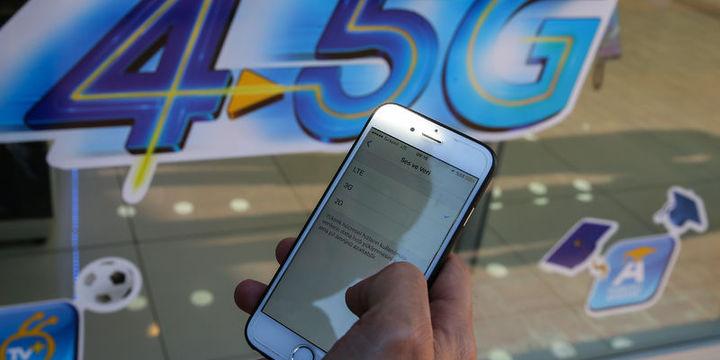 52 milyon abone 4,5G için SIM kart değiştirdi