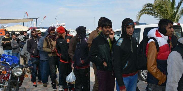Mültecilerin geri kabulleri yarın başlıyor