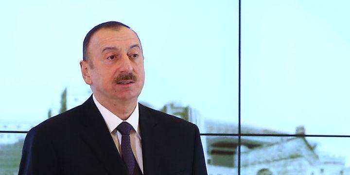 Aliyev:Azerbaycan provokasyona layıkıyla cevap verdi