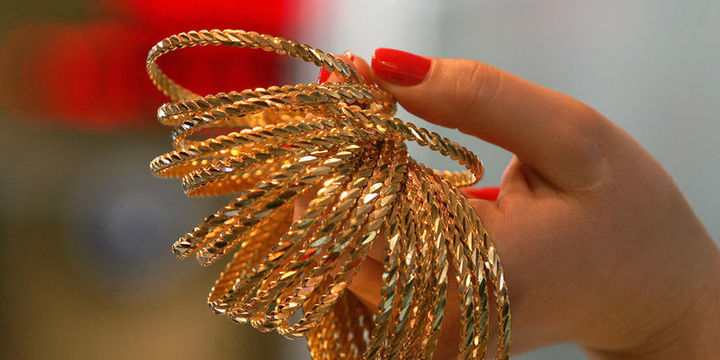 Altının gram fiyatı 111 liranın altına geriledi