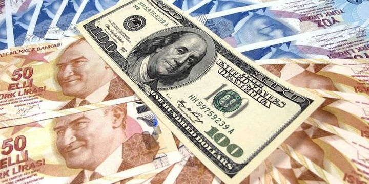 Dolar/TL 2.81