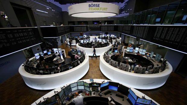 Avrupa borsaları üç gün sonra ilk kez yükseldi