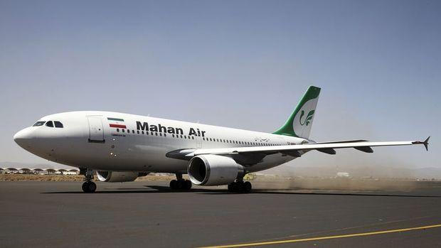 Suudi Arabistan'dan Mahan Air'e uçuş yasağı