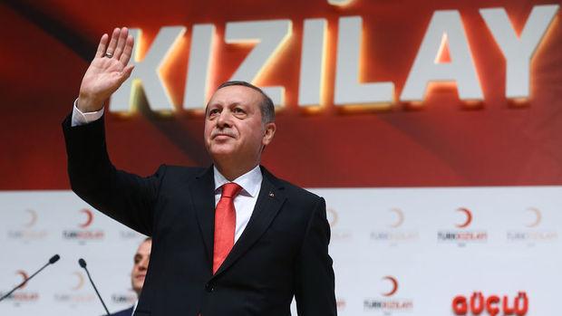 Erdoğan: Ortada müzakere edilecek bir konu yoktur