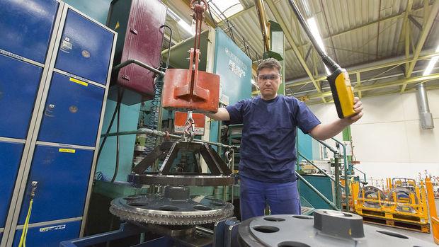 Almanya fabrika siparişleri yüzde 1.2 düştü