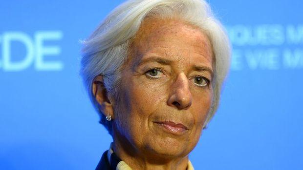 IMF/Lagarde: Küresel riskler giderek artıyor