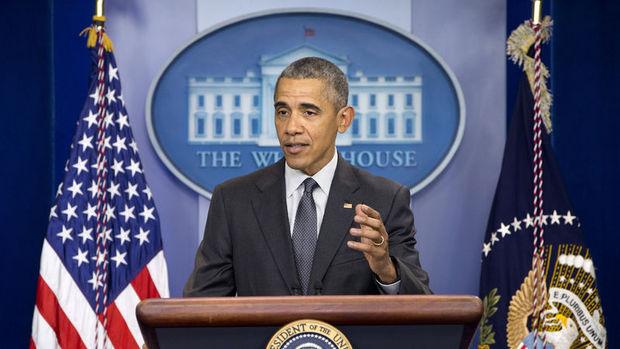 Obama: Hazine Bakanlığı'nın yeni tedbirlerini memnuniyetle karşılıyorum