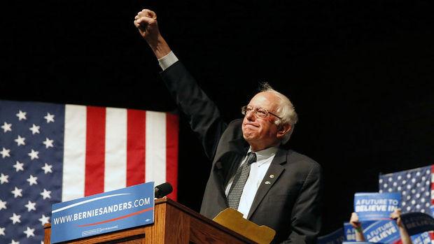 ABD'de Sanders ve Cruz Wisconsin'de kazandı
