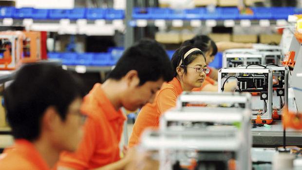 Caixin Çin Hizmet PMI Mart'ta yükseldi