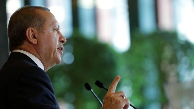 Erdoğan: Operasyon yapılan yerleri tamamen boşaltabiliriz