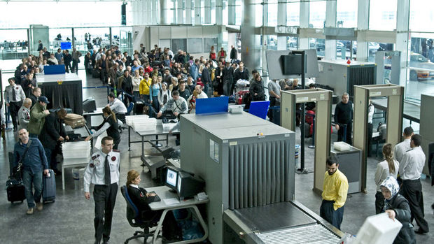 Havayolunda 3 ayda 36,5 milyon yolcu