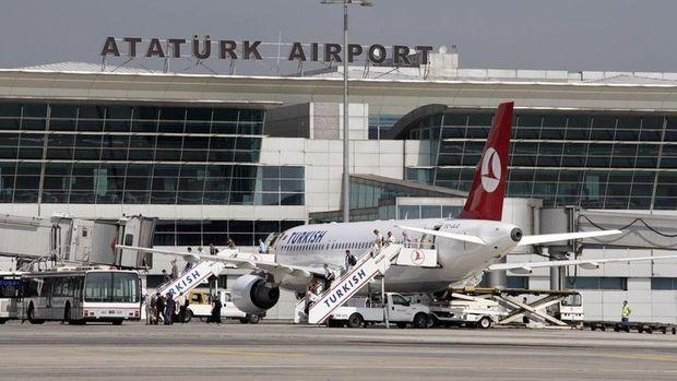 Atatürk Havalimanı, dünyada 11. sıraya yükseldi