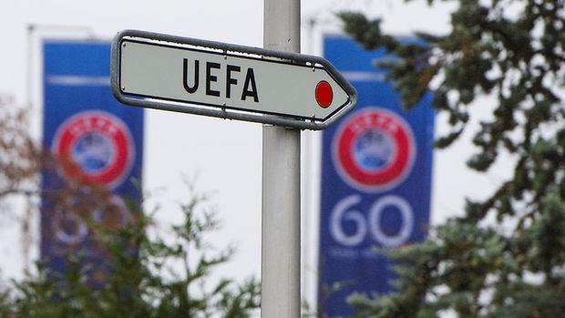 İsviçre polisi, UEFA'ya baskın düzenledi