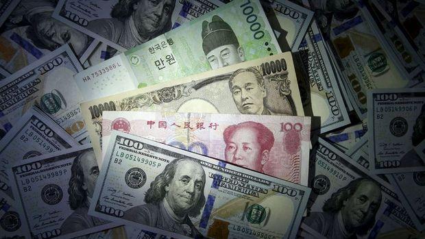"""Gelişen piyasa paraları """"güçlü petrol"""" ve """"zayıf dolar"""" ile sıçradı"""