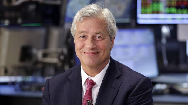 JPMorgan/Dimon: Hazine tahvilleri sert düşebilir