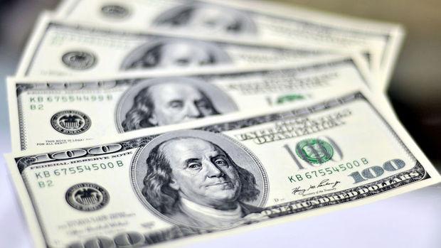 """Dolar """"Fed"""" sonrası kayıplarını ikinci güne taşıdı"""