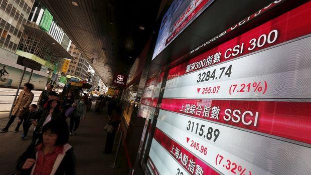 Asya hisseleri 3. haftayı da kayıpla geçmeye yöneldi