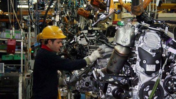 Sanayi üretimi aylık bazda beklentinin altında kaldı